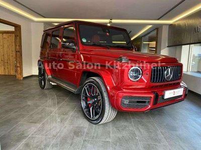 gebraucht Mercedes G63 AMG AMG // full // Leather RED