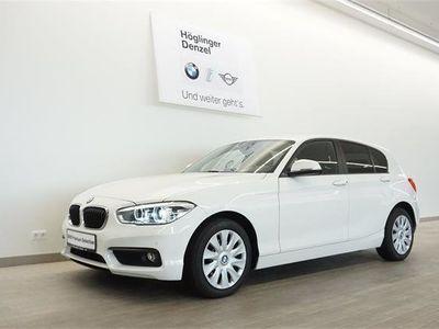 gebraucht BMW 116 1er-Reihe d Advantage Aut. Limousine,