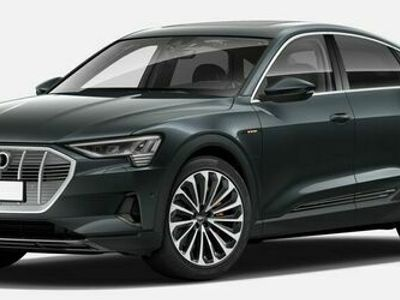 gebraucht Audi E-Tron - SB 55 quattro Business