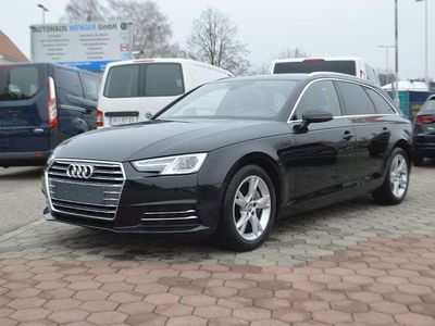 gebraucht Audi A4 Avant 2,0 TDI Sport Xenon.Navi,Anhängek,Alu.Garantie Kombi / Family Van