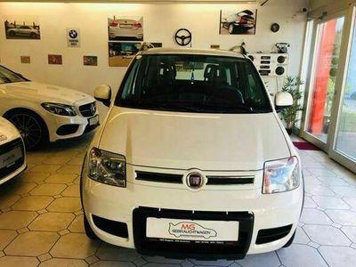 gebraucht Fiat Panda 4x4 Classic 1,2 1 besitz klima Klein-/ Kompaktwagen