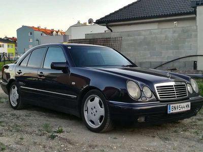 gebraucht Mercedes E290 TD Limousine