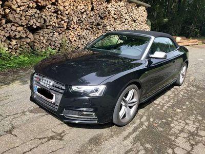gebraucht Audi S5 Cabriolet 3,0 TFSI quattro S-tronic