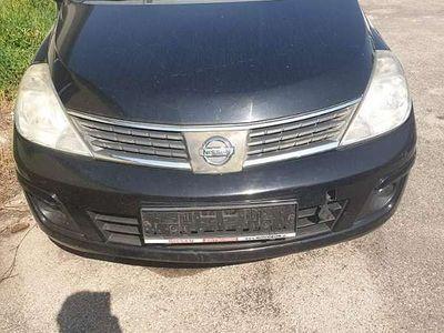 gebraucht Nissan Tiida Limousine