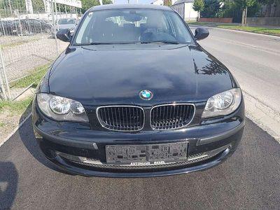 gebraucht BMW 116 1er-Reihe i Benzin Klein-/ Kompaktwagen