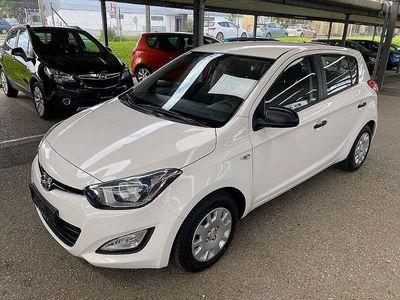 gebraucht Hyundai i20 1,25 Life Limousine