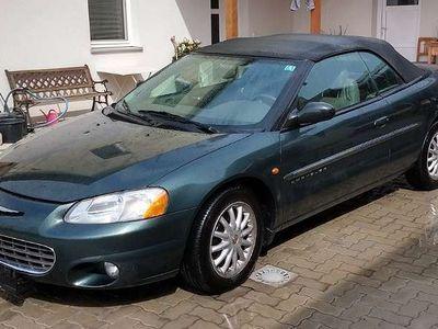 gebraucht Chrysler Sebring Cabriolet LX 2.7 V6 Automatik / Roadster