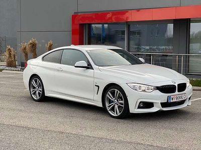 gebraucht BMW 435 4er-Reihe d- M-Paket, Sideview, Acc Sportwagen / Coupé