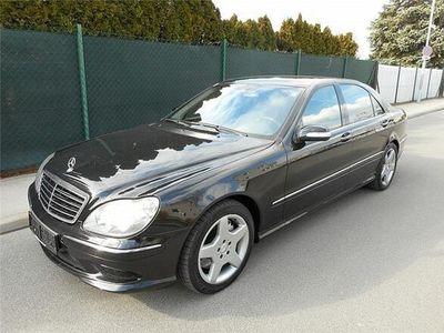 gebraucht Mercedes S55 AMG AMG lang Aut.