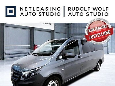 gebraucht Mercedes Vito 116 BT XL Extralang Tourer Pro 2xKlima+PTS+