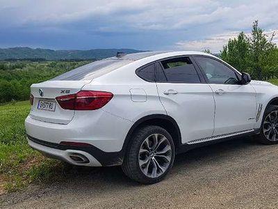 gebraucht BMW X6 X640d SUV / Geländewagen