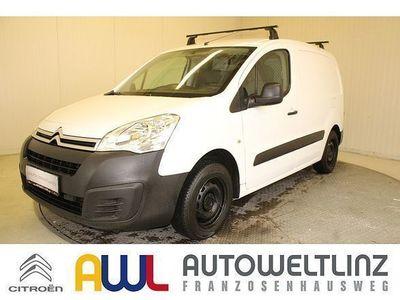 gebraucht Citroën Berlingo Kastenwagen 1,6 BlueHDi 100 S&S L1 Komfort