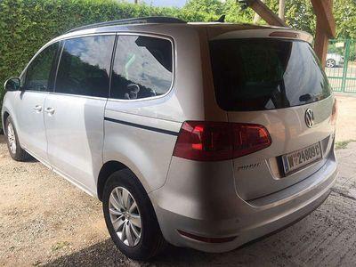 gebraucht VW Sharan 2.0Tdi DSG-Automatik Kombi / Family Van