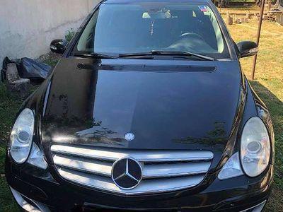 gebraucht Mercedes R320 cdi 4 matic Kombi / Family Van