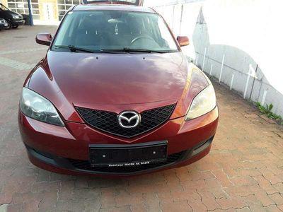 gebraucht Mazda 3 Sport 1,6i TE Klein-/ Kompaktwagen