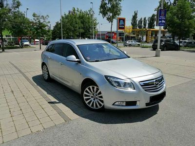 gebraucht Opel Insignia ST 2,0 Cosmo CDTI DPF Aut.
