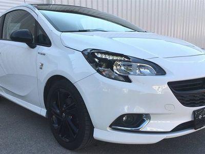 gebraucht Opel Corsa Color 1.4 Turbo