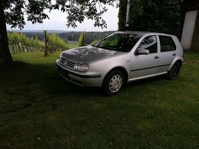 gebraucht VW Golf IV Golf VolkswagenKlein-/ Kompaktwagen