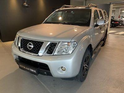 gebraucht Nissan Navara Double Cab LE 3,0 dCi 4x4 DPF Aut.