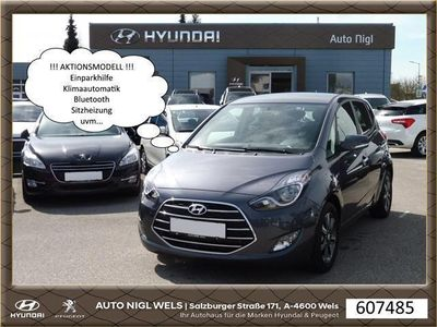 gebraucht Hyundai ix20 1,4 CVVT GO!
