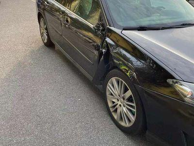 gebraucht Renault Laguna GrandTour GT 2,0 dCi DPF Unfallfahrzeug