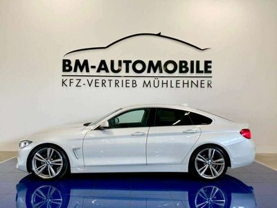 "gebraucht BMW 420 Gran Coupé d Aut.,Navi,Leder,ACC,Sportsitze,19""Alu"