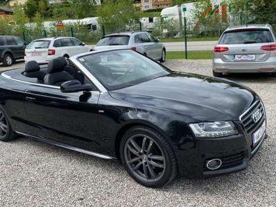 gebraucht Audi A5 Cabriolet 1,8 TFSI