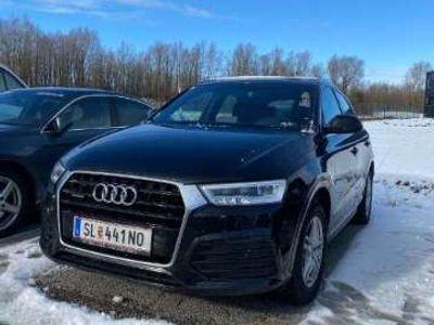 gebraucht Audi Q3 2,0 TDI Sport quattro