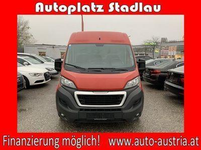 brugt Peugeot Boxer 3500 L2H2 2,2 HDi 130 Euro5 *FINANZIERUNG MÖGLICH