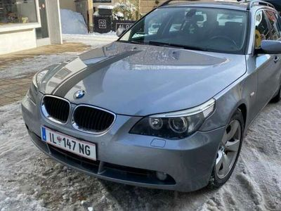 gebraucht BMW 530 5er-Reihe Kombi Diesel (E61) Touring Österreich-