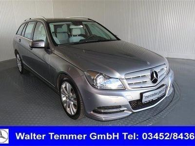 gebraucht Mercedes C250 CDI BlueEFFICIENCY 4MATIC T-Modell