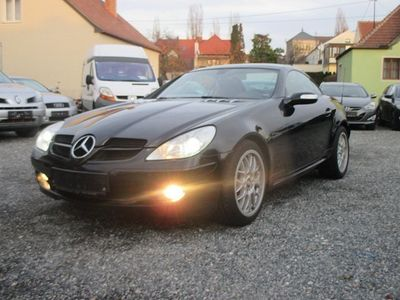 gebraucht Mercedes SLK350 Sport Aut.