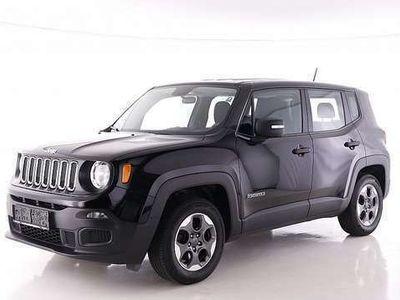 gebraucht Jeep Renegade 1,6 EtorQ 110 Sport