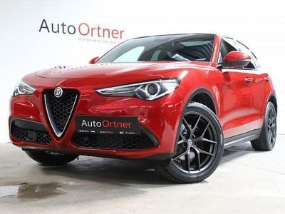 used Alfa Romeo Stelvio 2,0 280PS Benzin Sportpaket*Panoramadach*20 Zoll