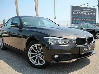 gebraucht BMW 318 318 d Advantage Aut. |Navi Pro |Anhänger |Leder ...