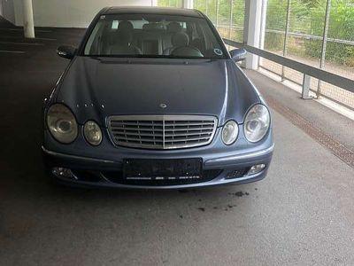 gebraucht Mercedes E320 E-KlasseElegance CDI Aut. Limousine