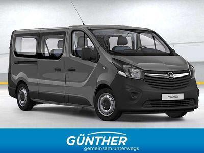 gebraucht Opel Vivaro Combi L2H1 1,6 BiTurbo CDTI ecoflex 2,9t Start/St