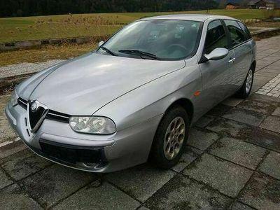gebraucht Alfa Romeo 156 156 AlfaSW 1.9 JTD Progression Kombi / Family Van