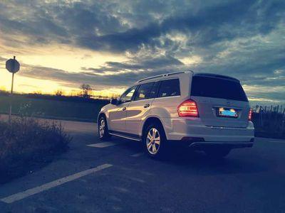 gebraucht Mercedes GL350 CDI BlueEfficiency 4MATIC Aut.