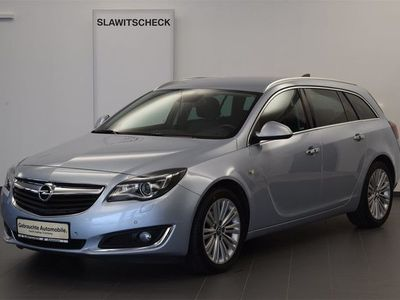 gebraucht Opel Insignia ST 1,6 CDTI ecoflex Edition Start/Stop Sy Kombi