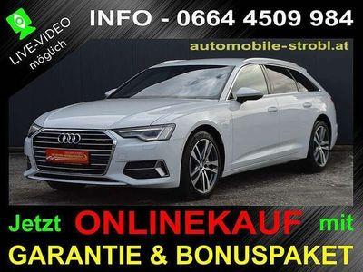 gebraucht Audi A6 Avant 40 TDI qu. sport S-tr.*LED-Matrix*StandHZG.*
