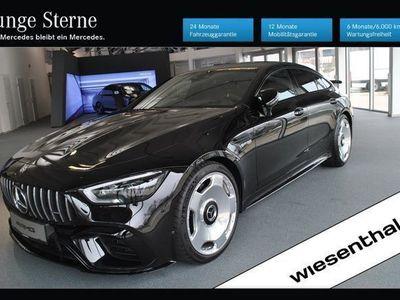 gebraucht Mercedes S63 AMG -AMG GT4MATIC+