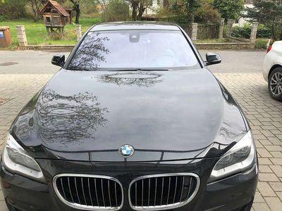 gebraucht BMW 750 7er-Reihe d x drive Limousine
