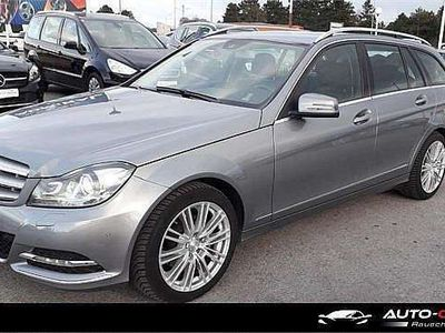 gebraucht Mercedes C220 T CDI Avantgarde BlueEfficiency Aut.