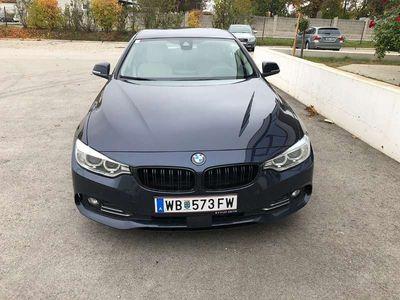 gebraucht BMW 420 4er-Reihe xd Grand Coupe Luxury line Limousine