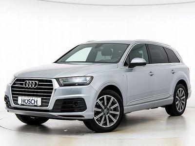 gebraucht Audi Q7 3.0 TDI quattro 2xS-Line Aut LP: 120.241.- €