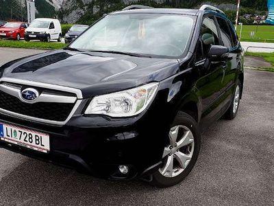 gebraucht Subaru Forester 2,0DL X Comfort SUV / Geländewagen