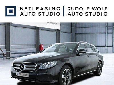 gebraucht Mercedes E220 d Avantgarde+LED High+Kamera+Totwinkel