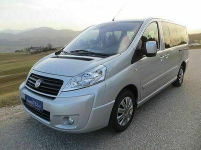 gebraucht Fiat Scudo L2H1 2,0 16V DPF Executive 9 Sitzer, 2 Schiebet...