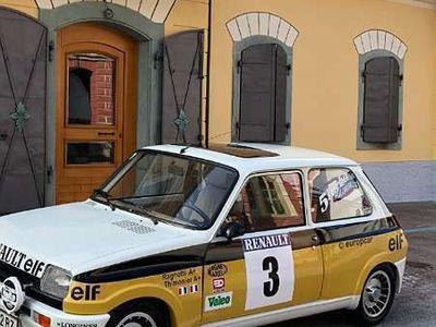 brugt Renault R5 TS Klein-/ Kompaktwagen,